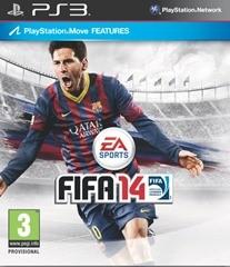 FIFA 14 Packshot PS3