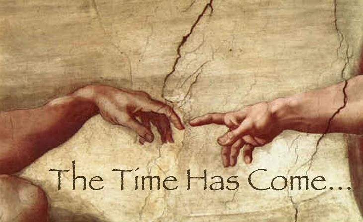 thetimehascome
