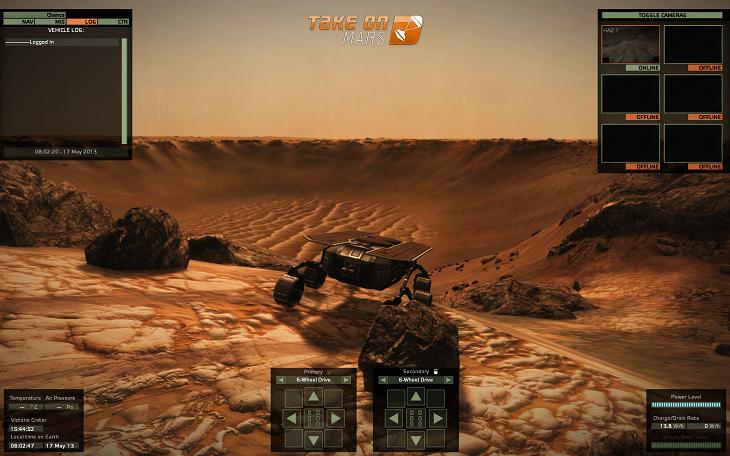 Take On Mars 1