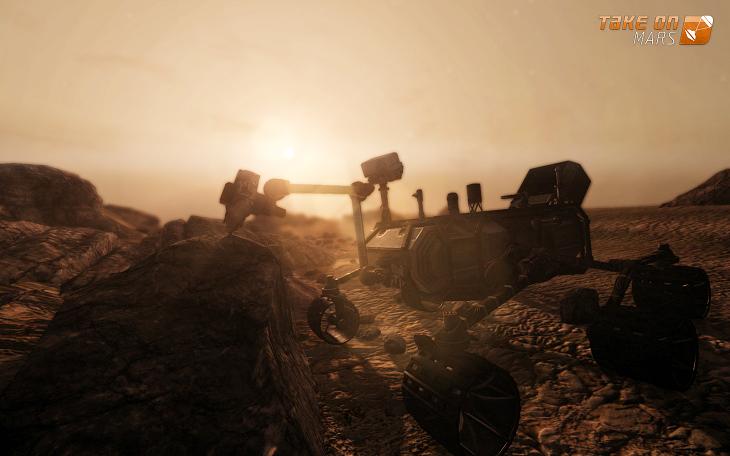 Take On Mars 2