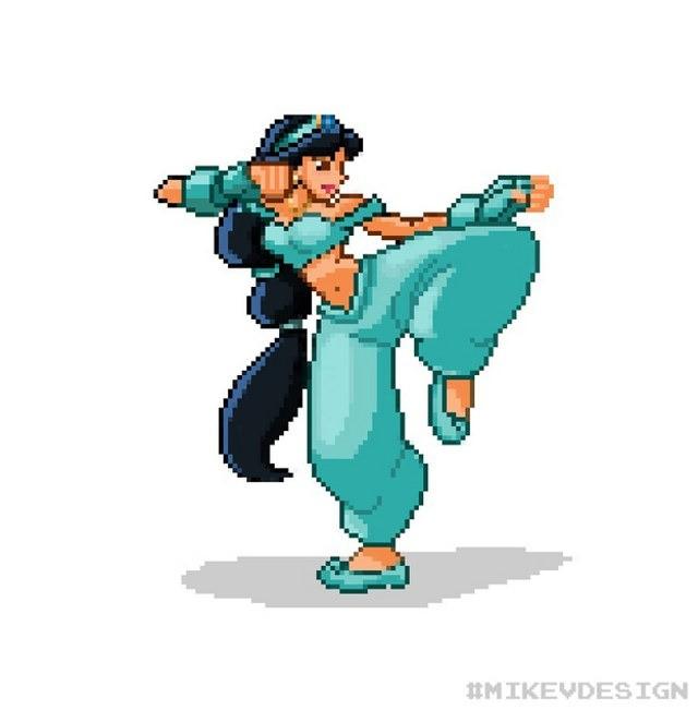 Capcom Princess (2)