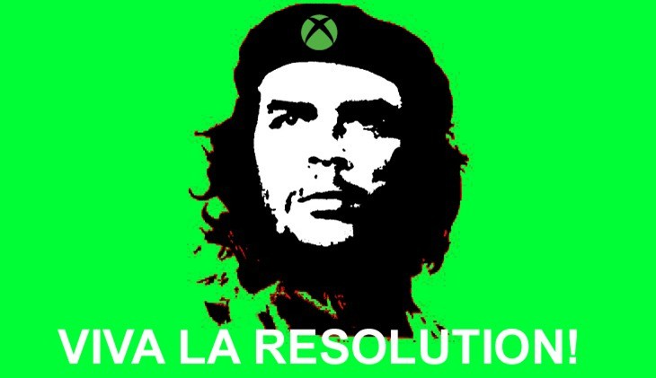 Not the revolution