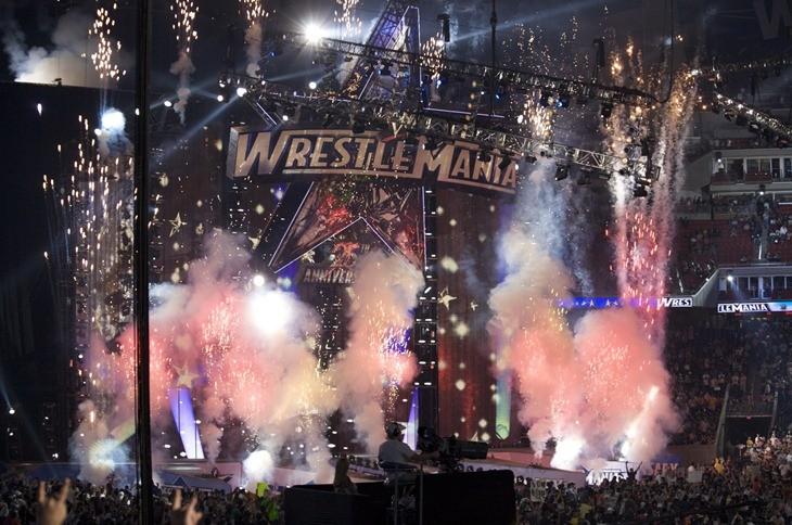 WrestleMania_XXV_-_Stage