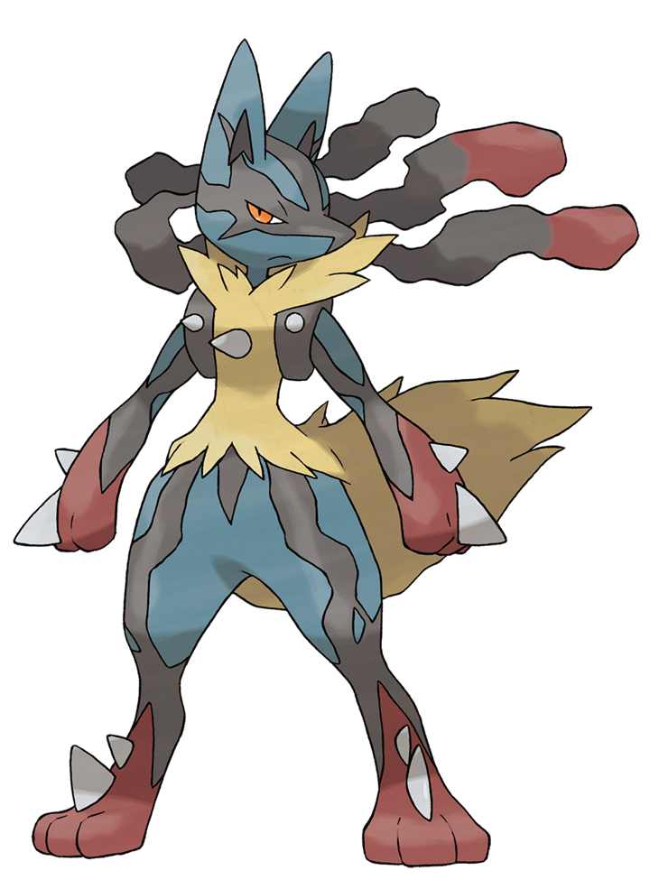Pok  233 mon X and Y     Mega Evolution and Super Training RevealedMega Evolution Pokemon X And Y