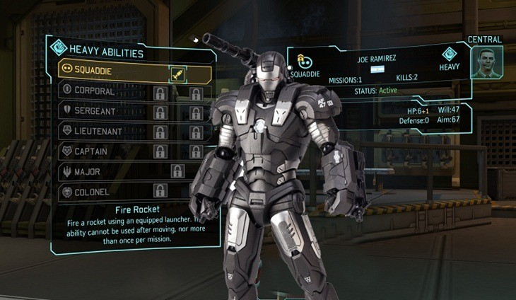 Become a war machine in XCOM:Enemy Within | Lazygamer .:: The ...