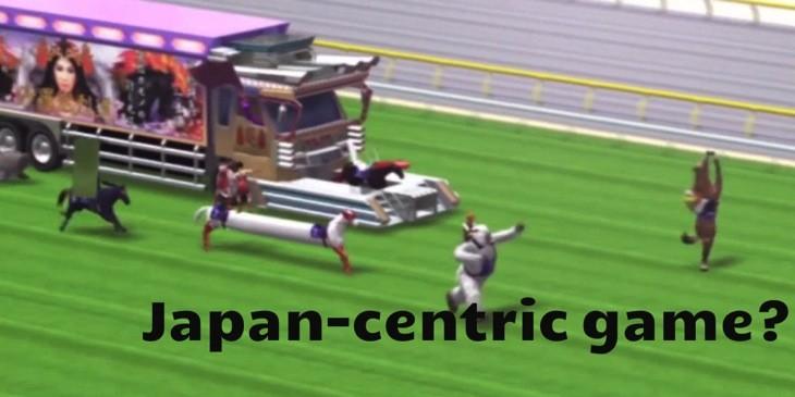 Japan centric gaming
