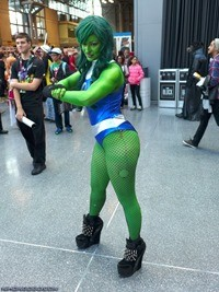 Cosplay-Round-Up-New-York-Comic-Con-2013-Edition-Sunday-She-Hulk-768x1024
