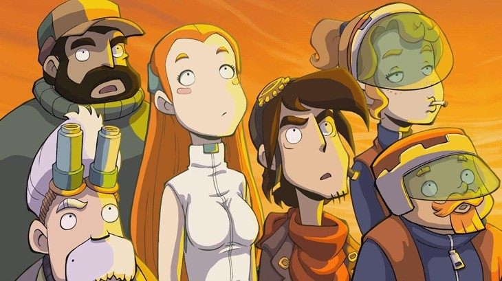 Excellent Goodbye Deponia