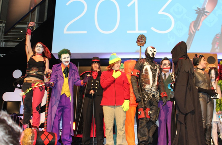 cosplay 2013