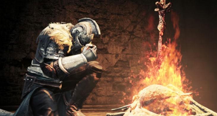 Darksouls2 fire