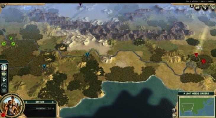Scramble map 2