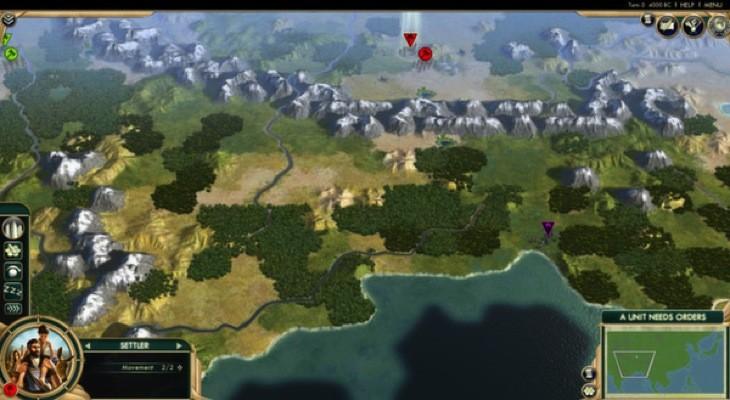 Scramble map 3