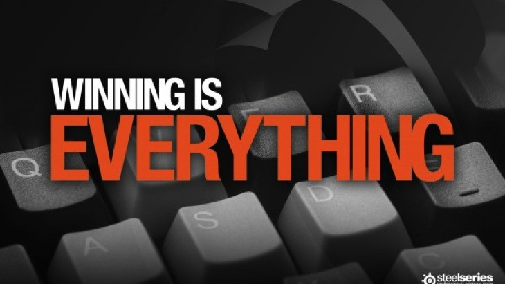 Steelseries winning is everything background 339222236