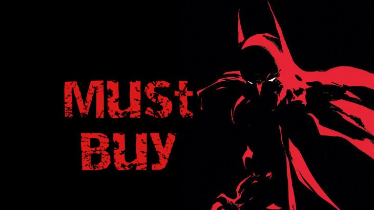 BATMAN DARK VICTORY
