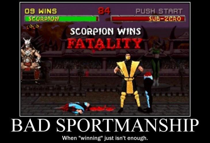 Bad+Sportsmanship
