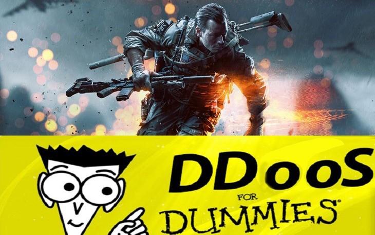 Battlefield DDOS