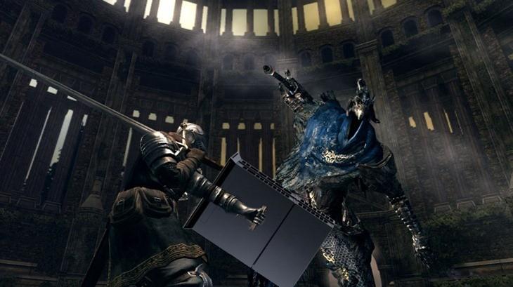Dark-Souls PS4