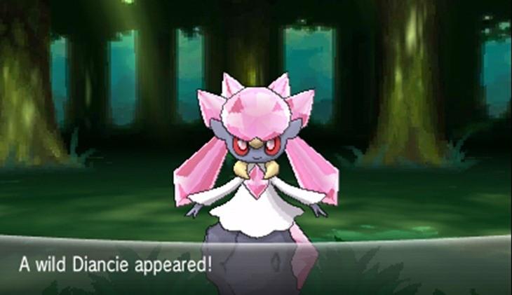 Event Pokemon