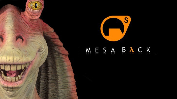 Mesa back, okeydey