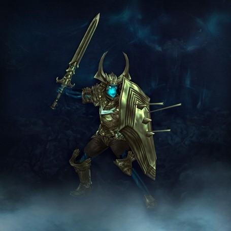 Revenant Shield guard