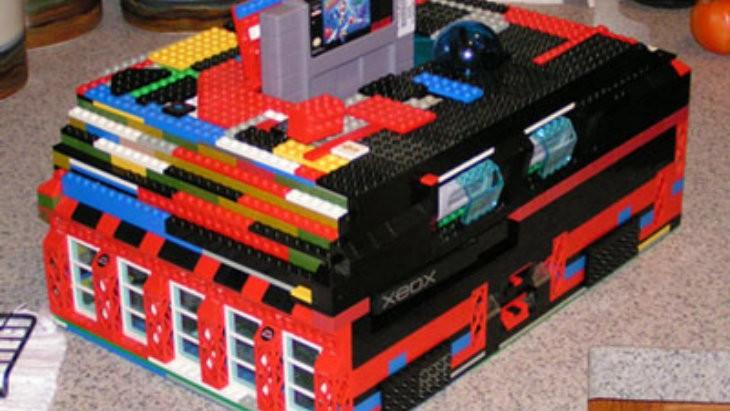 Lego console