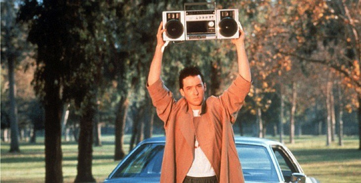 Boombox say anything