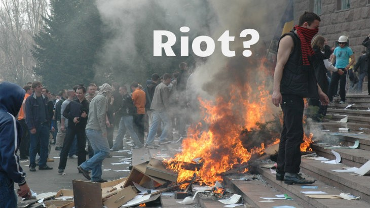 Riot or RIOT