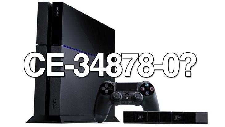PS4error