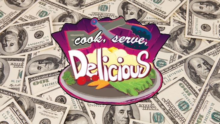 cook serve profit