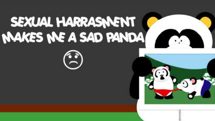 Sad panda  1