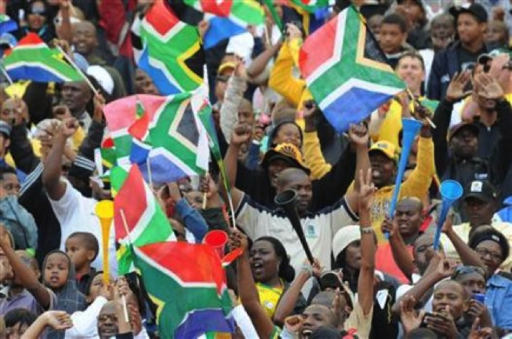 South african pride