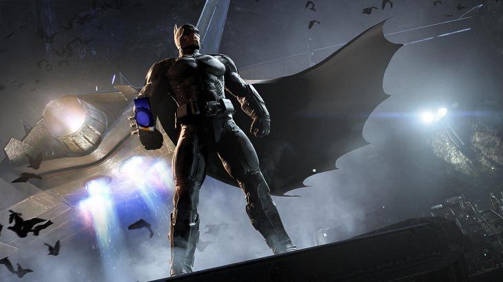 Batman-Glitch