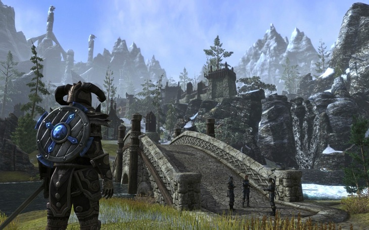 The Elder Scrolls Online bridge