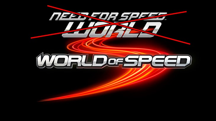 World for the Need of Speed
