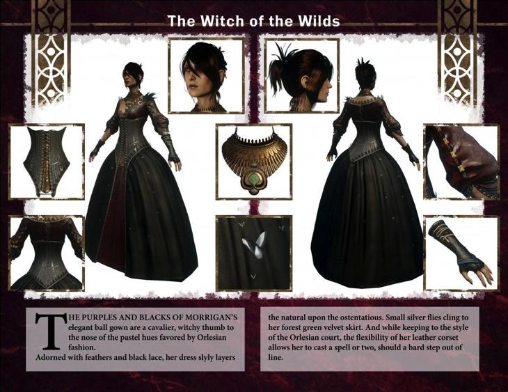 Morrigan character card
