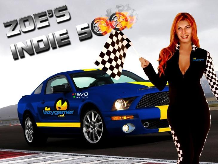 Zoe s indie 500