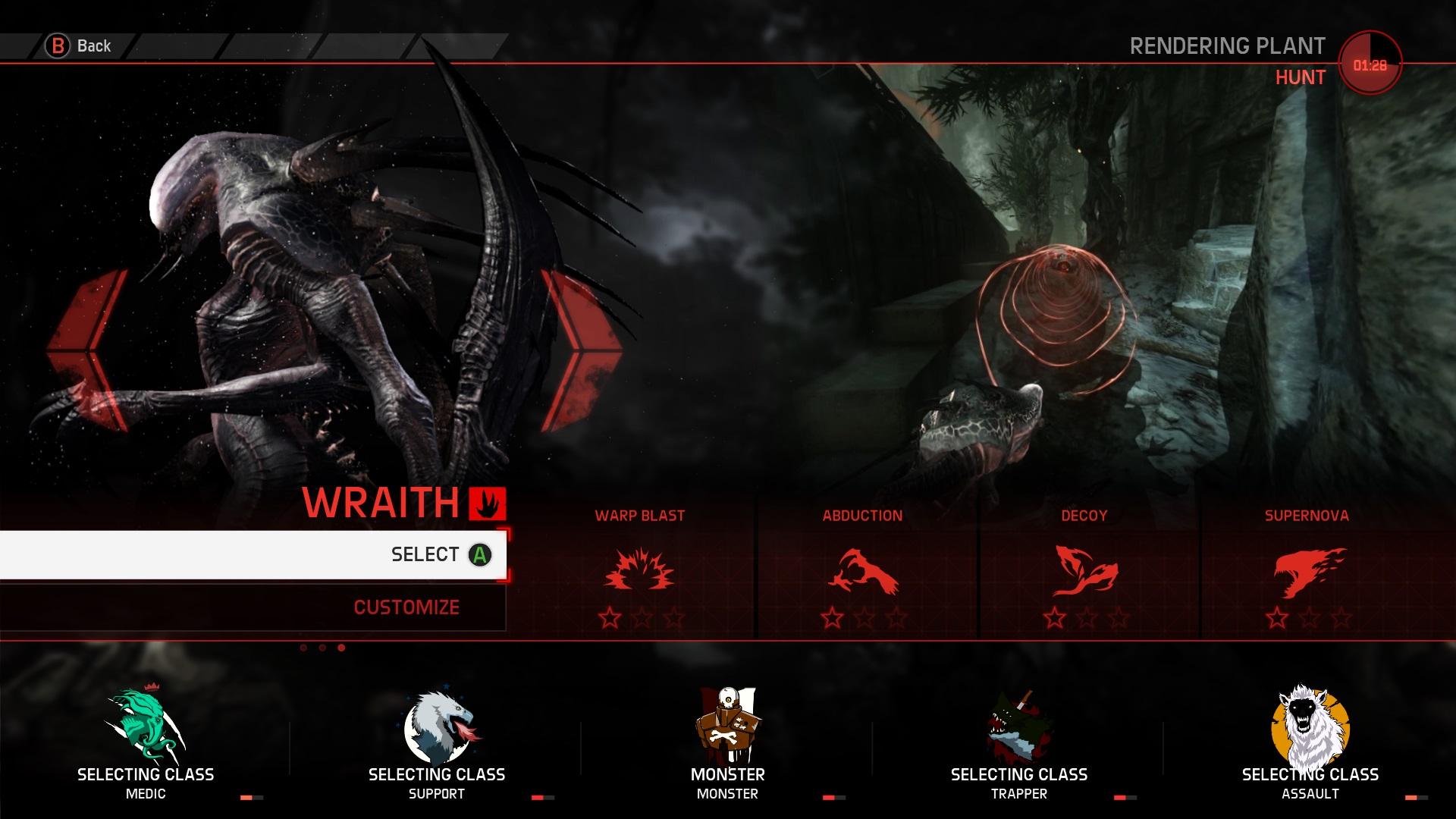 Evolve Wraith (4)