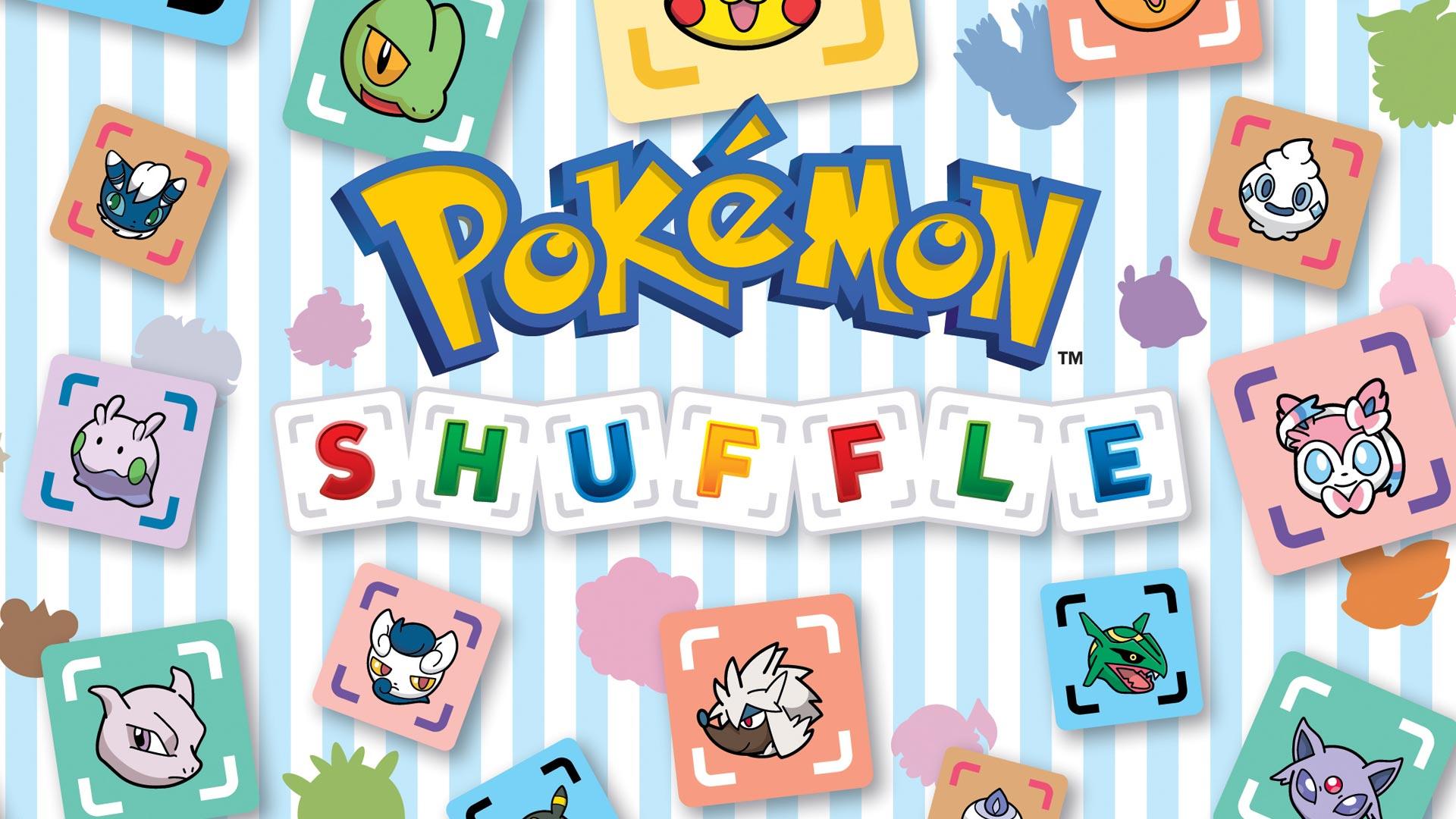 Poke-shuffle