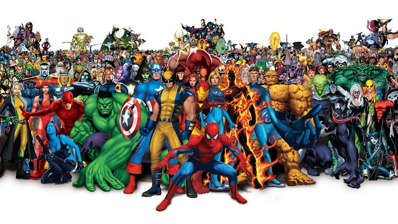 I think choosing a Marvel franchise to work with will be the hard part O_o
