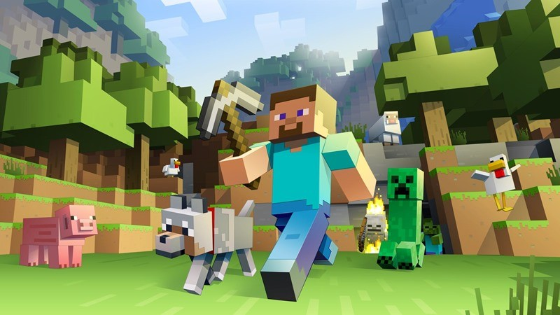 Minecraft continues to be the most watched game on YouTube