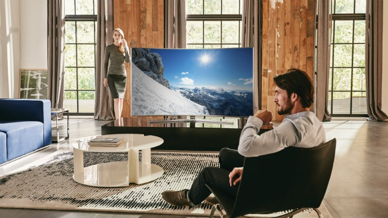 Samsung 39 S New SUHD TV Is Impressive As Is Its Price Tag