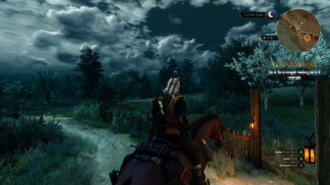 What is The Witcher 3 teasing?