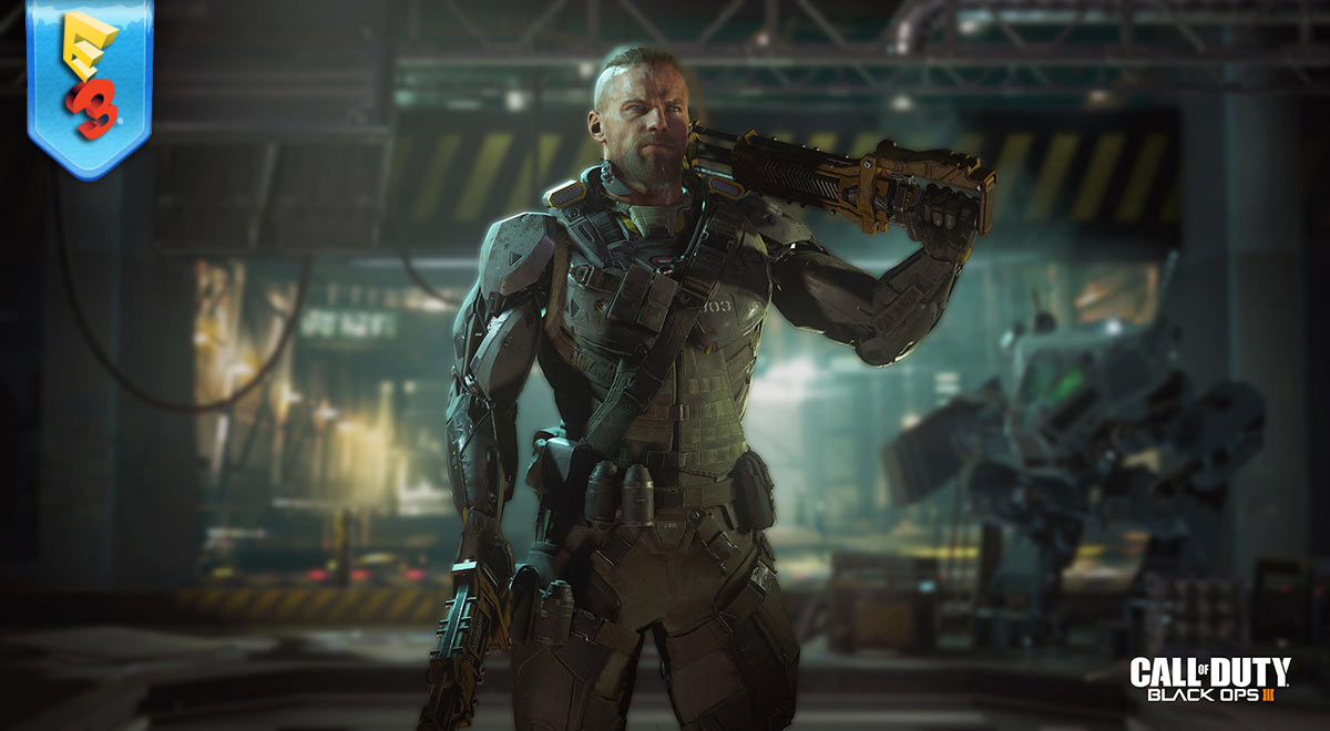 'Everybody gets their brief moment to shine' in Call of Duty: Black Ops 3