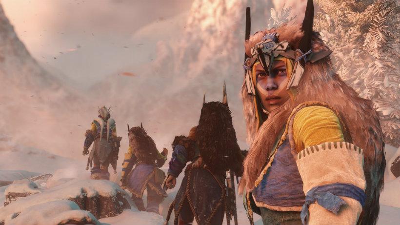 Horizon zero dawn tribe