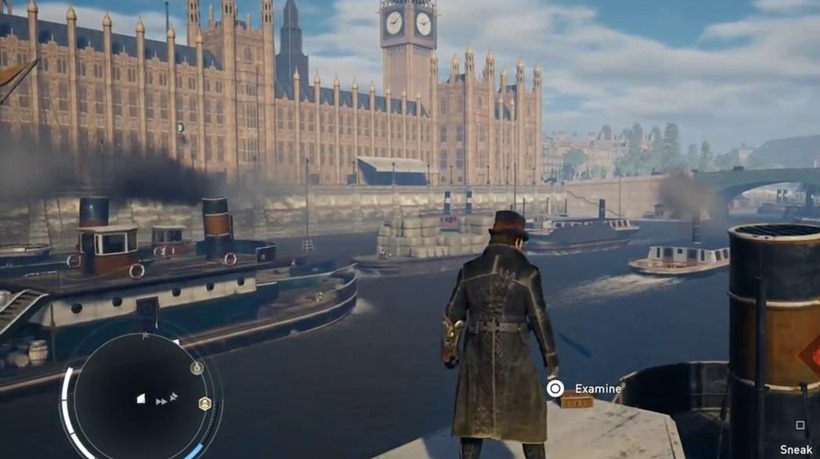 assassin creed syndicate how to get secret