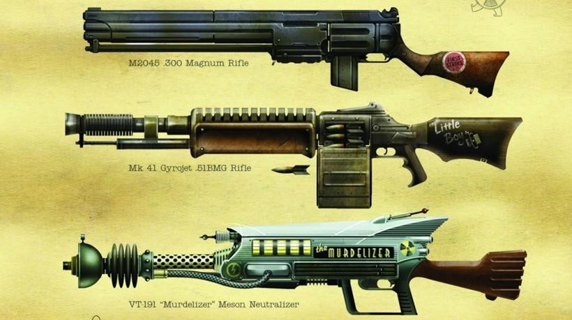 daf unique weapon by - photo #21