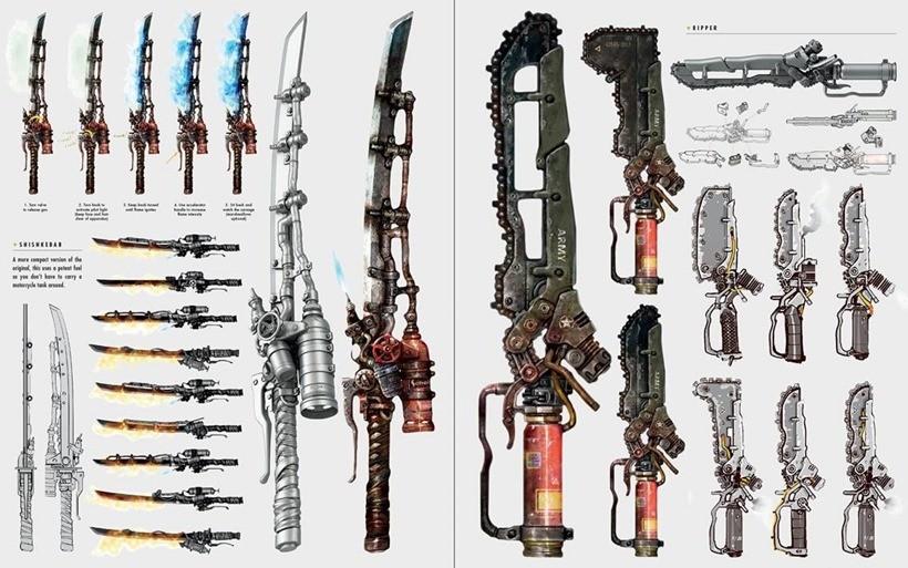 Как создать оружие в fallout 4