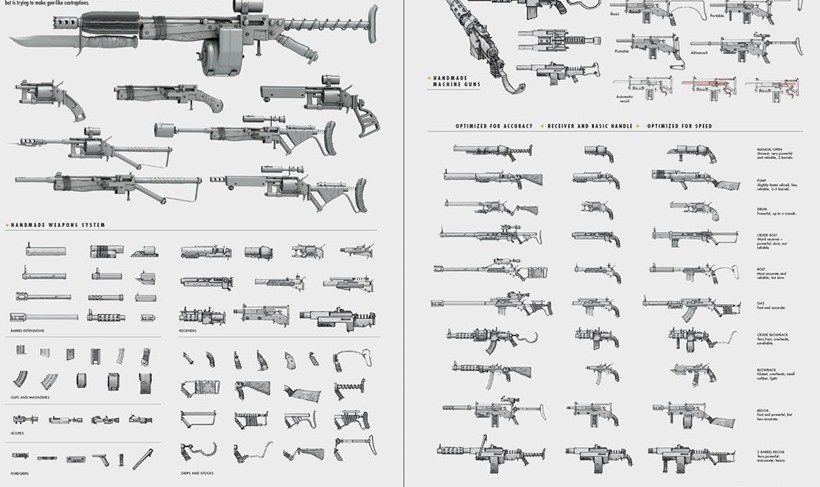 Fallout 4 gerns 3 - 'Fallout 4' Handy Weapons Guide