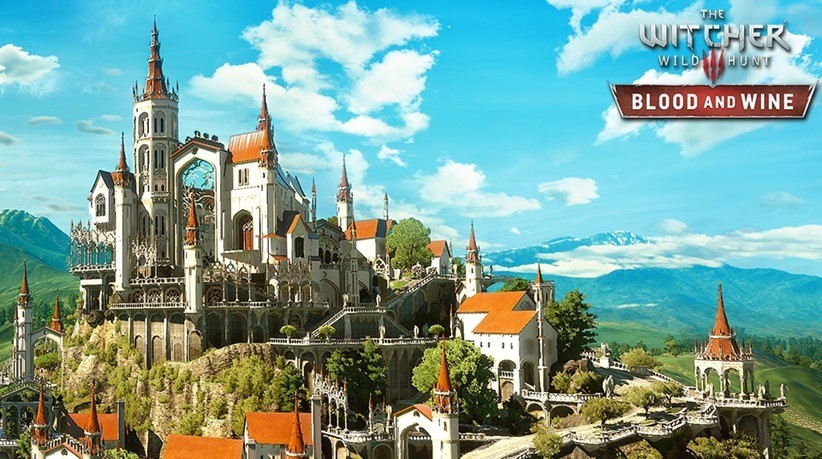 Behold an entire two new screens for the witcher 3 blood and wine