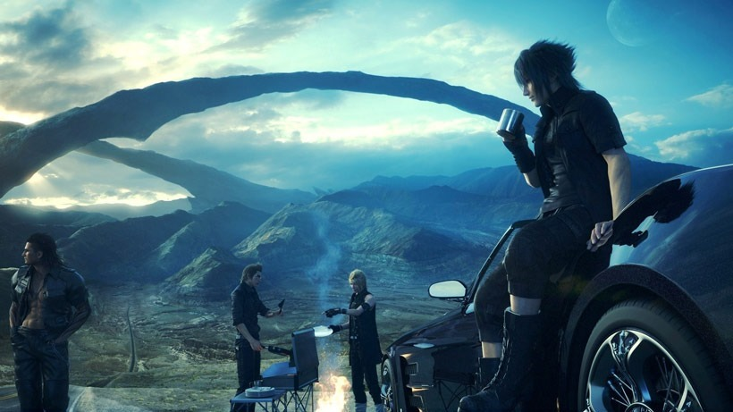 Square Enix to announce Final Fantasy 15's release date in March